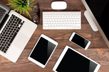 An image featuring multiple devices concept