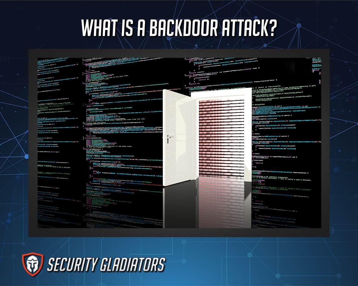 Backdoor Attack Definition