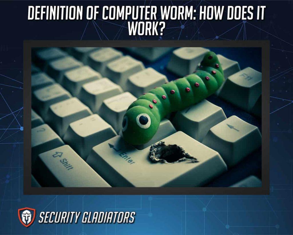 Computer Worm Definition
