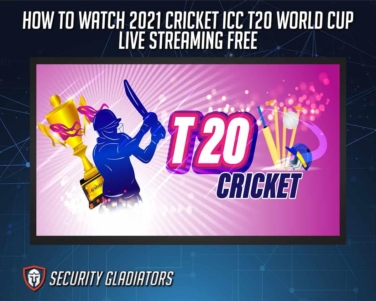 Stream T20 World Cup Cricket